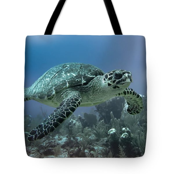 Floatin' By Tote Bag