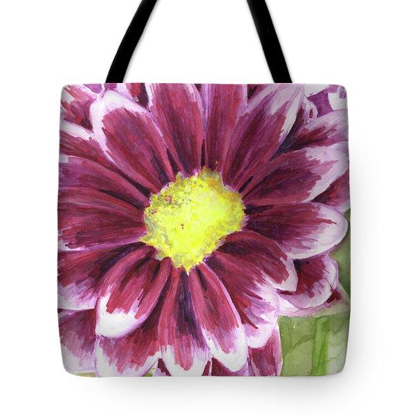 Flor Tote Bag