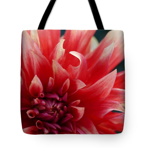Tote Bag featuring the photograph Floral Melody #5 by Ahma's Garden