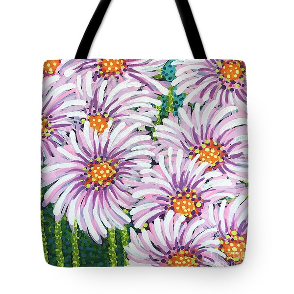 Floral Whimsy 1 Tote Bag