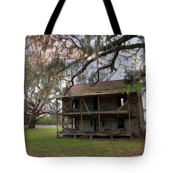 Florida Farmhouse Falls Apart Tote Bag