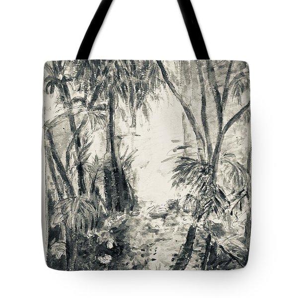 Florida Fauna 2 Tote Bag