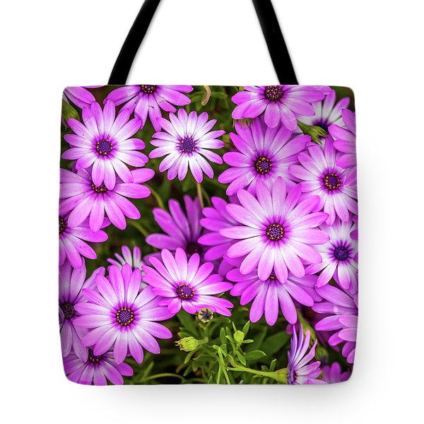 Flower Patterns Collection Set 04 Tote Bag