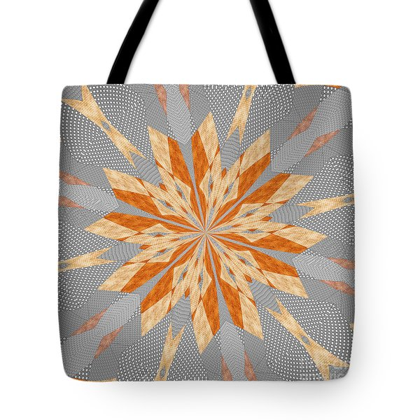 Flowers 64 Tote Bag