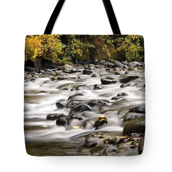 Flowing Molalla Tote Bag