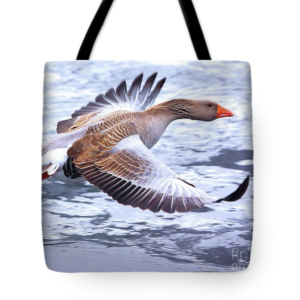 Fly-by Tote Bag