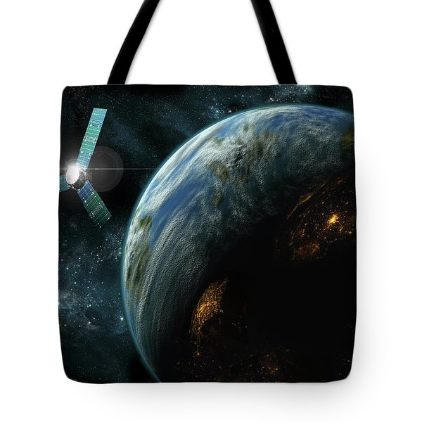 Flyby No.9 Tote Bag