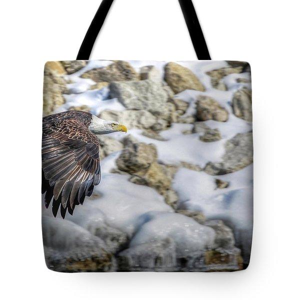 Flyin Tote Bag