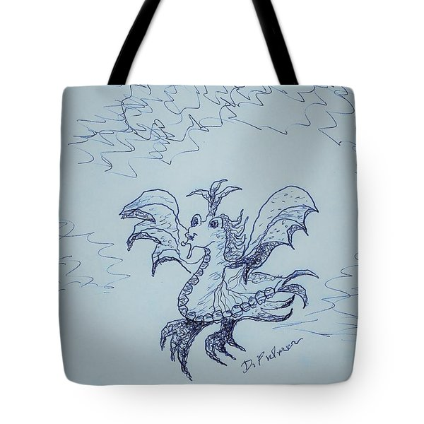 Flying Lessons Tote Bag