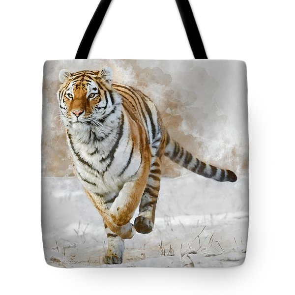 Tote Bag featuring the photograph Focus by Brad Allen Fine Art
