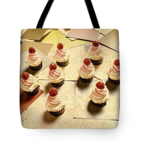 Foodie Nostalgia Tote Bag