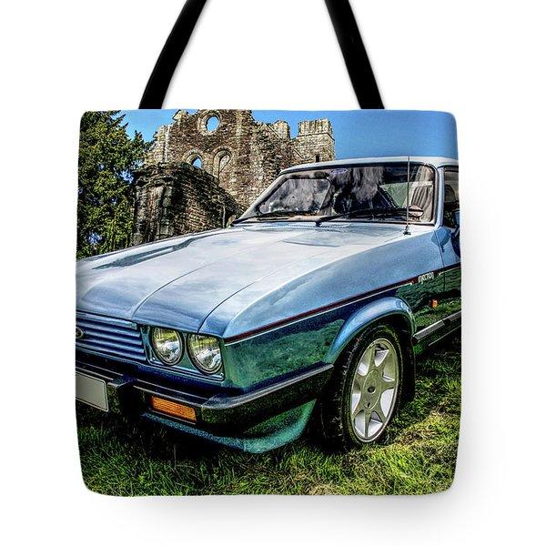 Ford Capri 3.8i Tote Bag