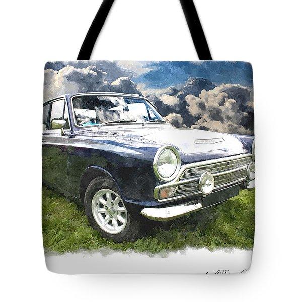 Ford Cortina 1 Tote Bag