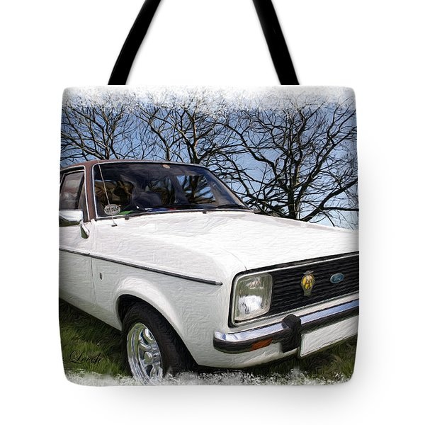 Ford Escort Tote Bag