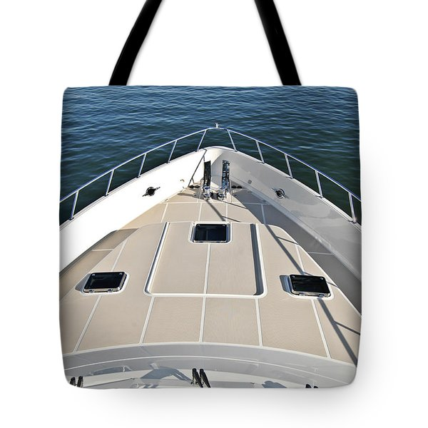 Fore Deck Tote Bag