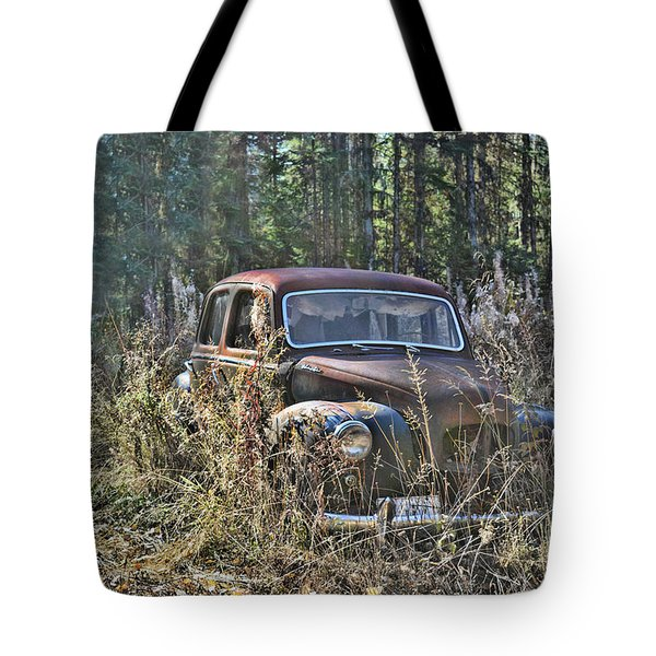 Forest Finds Tote Bag