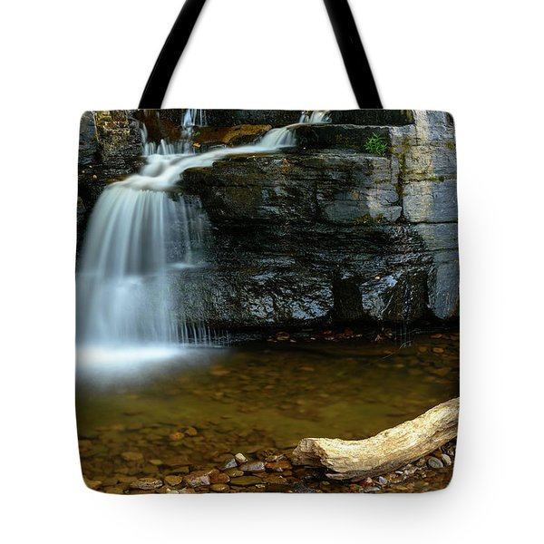 Forged By Nature Tote Bag