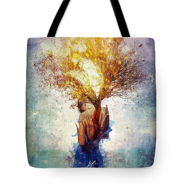Forgiveness Tote Bag