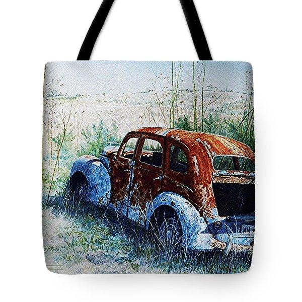 Forgotten. . .  Tote Bag