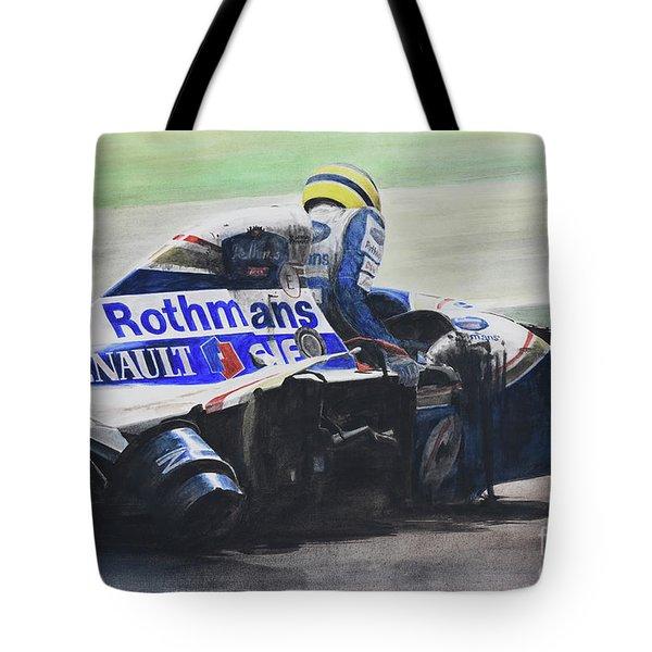 Formula Alone Tote Bag