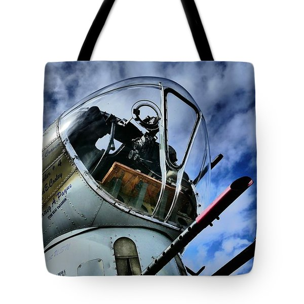 Fortress In The Air Tote Bag