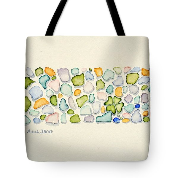 Found Luck Tote Bag
