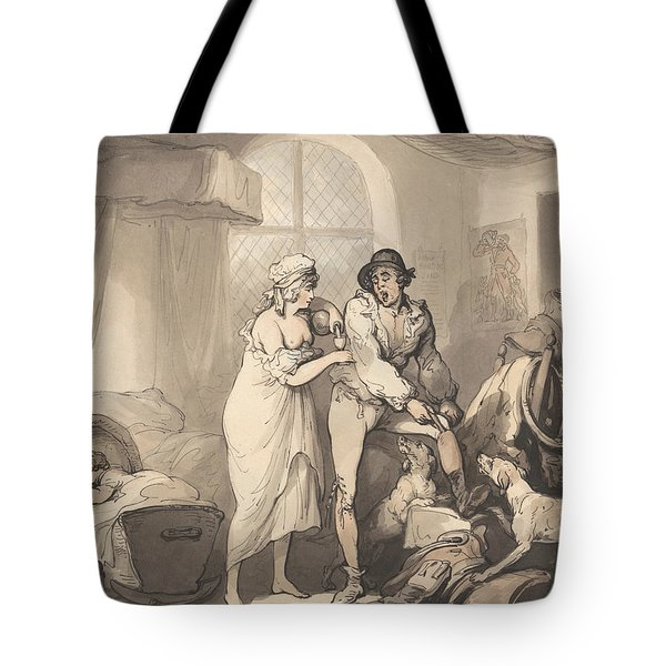 Four O'clock In The Country Tote Bag