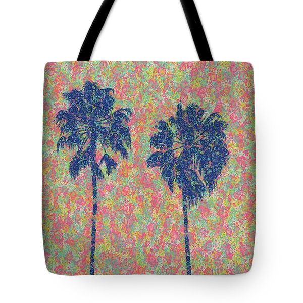 Four On Voltaire Tote Bag