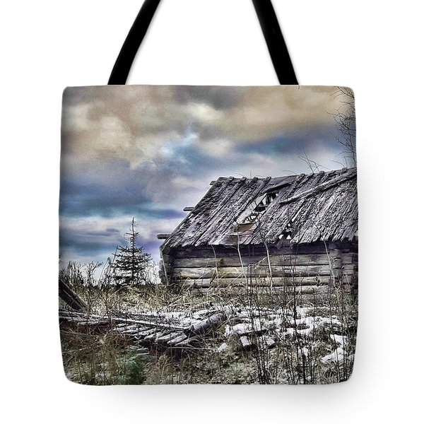 Four Winds Hotel Tote Bag