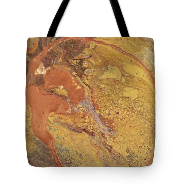 Fox Tail Tote Bag