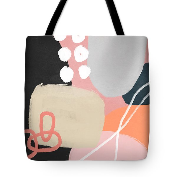 Fragments 1- Art By Linda Woods Tote Bag