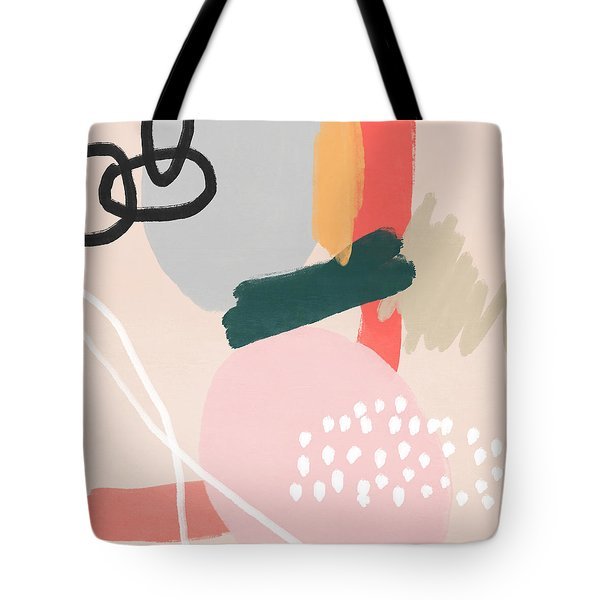 Fragments 3- Art By Linda Woods Tote Bag