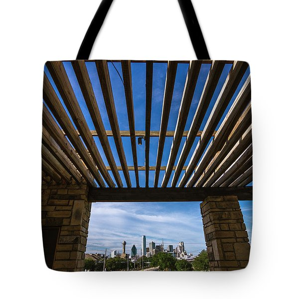 Framed Tote Bag