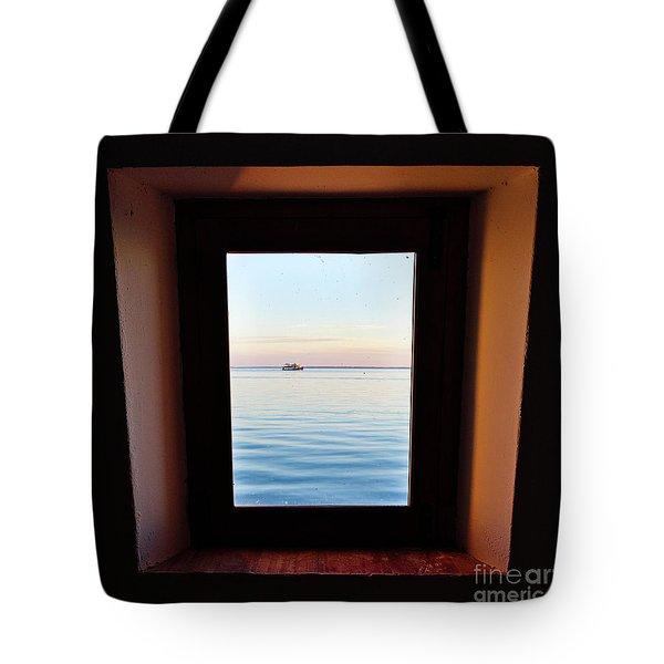 Framing The Frame Tote Bag