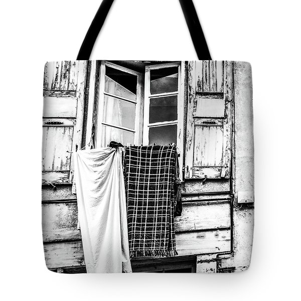 Franch Laundry Tote Bag