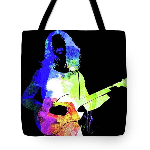 Frank Watercolor II Tote Bag