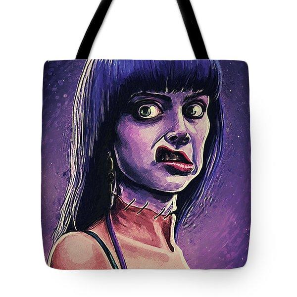 Frankenhooker Tote Bag