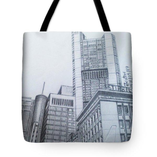 Frankfurt-germany Tote Bag
