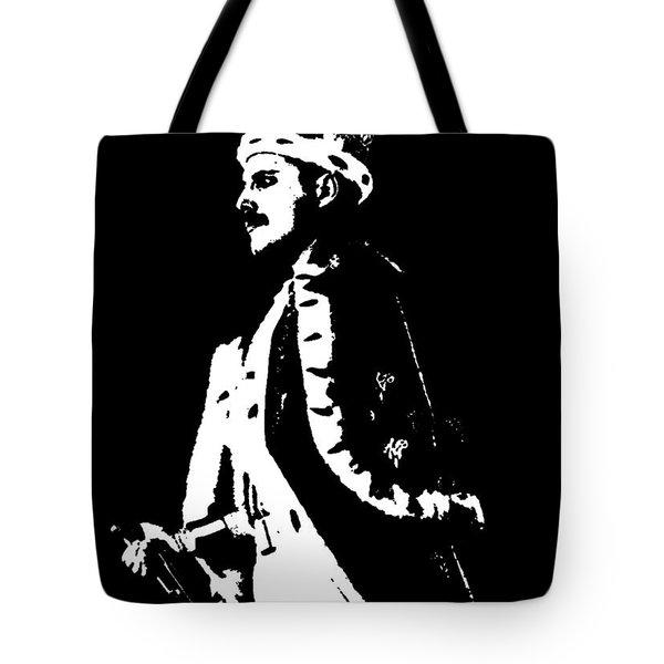 Freddie Tote Bag