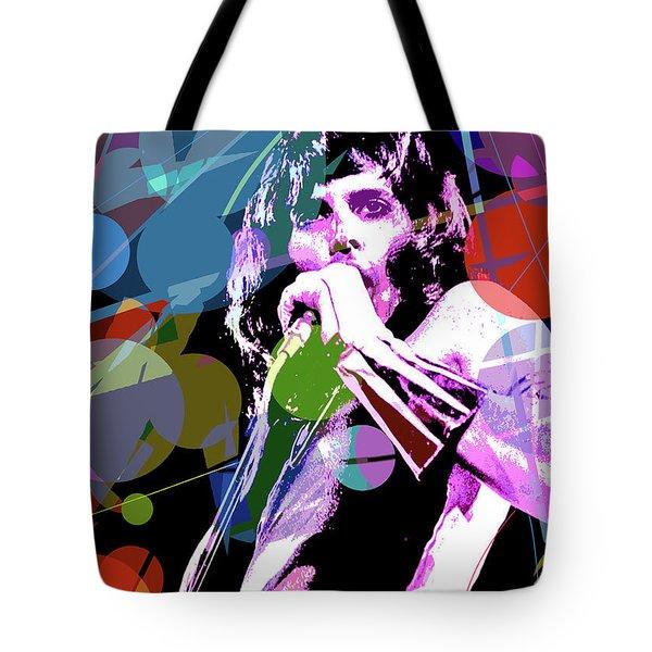 Freddy Mercury Queen Tote Bag