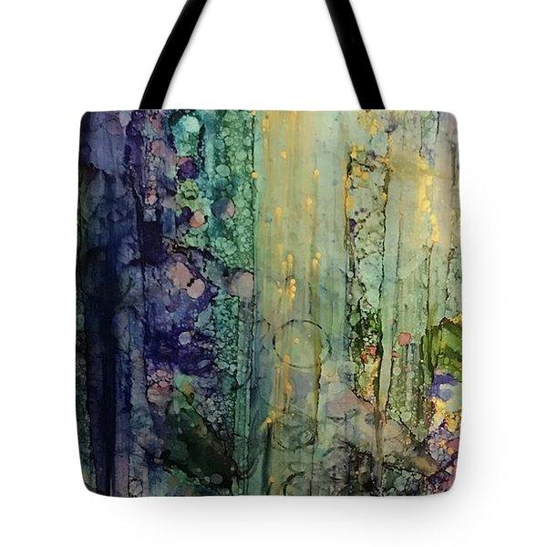Free Fall Tote Bag