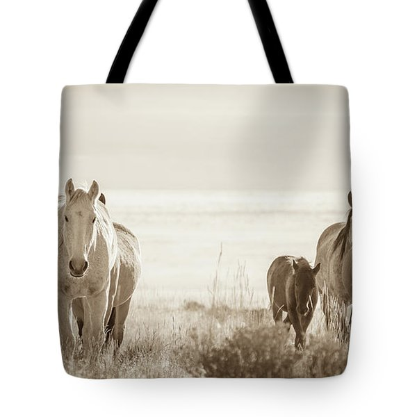 Free Family 3 Tote Bag
