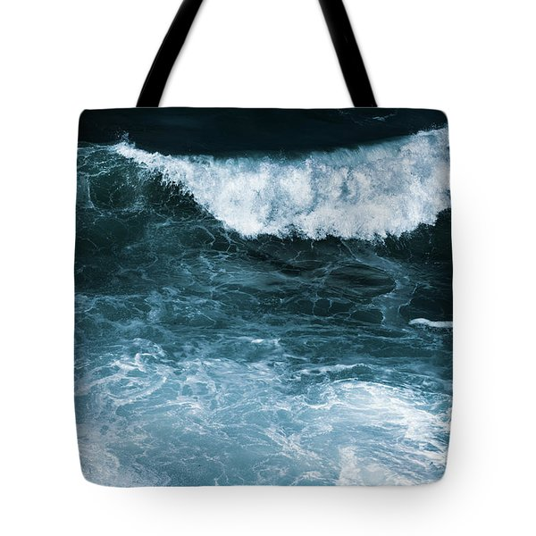 Tote Bag featuring the photograph Freedom Of The Ocean II by Anne Leven
