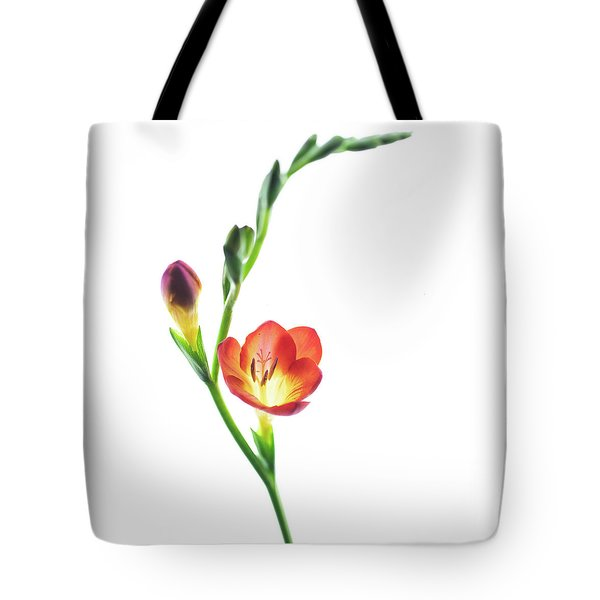 Freesia 2 Tote Bag