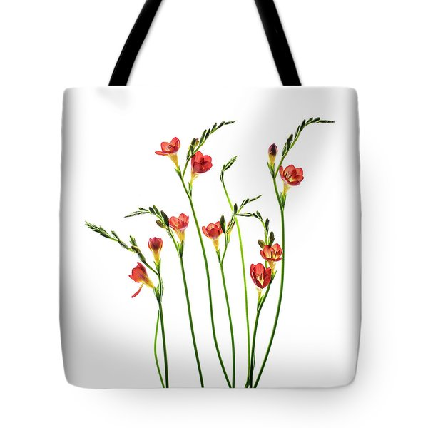 Freesia 3 Tote Bag