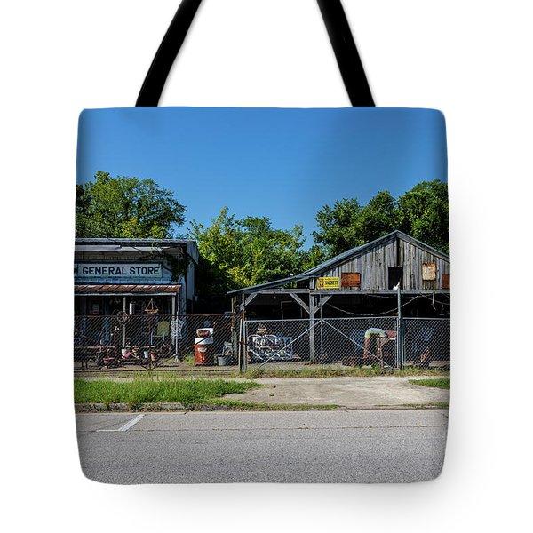 Frog Hollow General Store - Augusta Ga Tote Bag