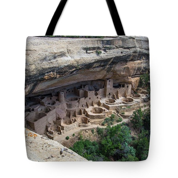 From Above The Rim Tote Bag