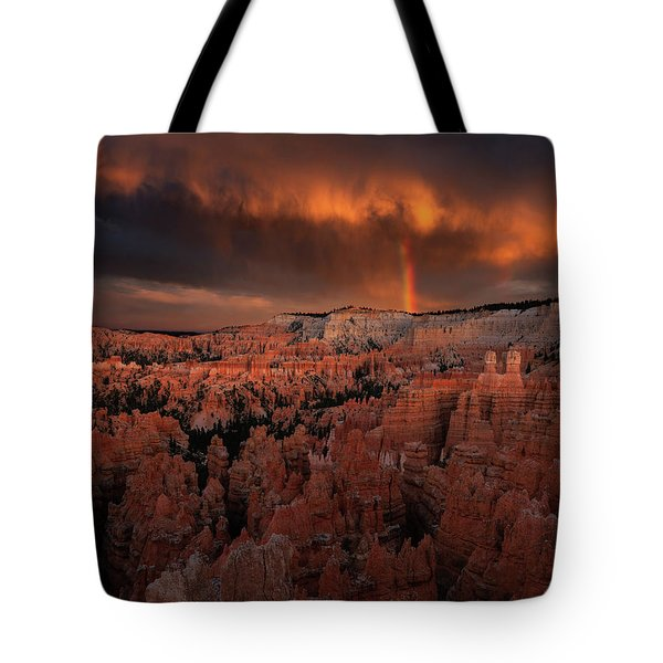 From The Darkness Tote Bag