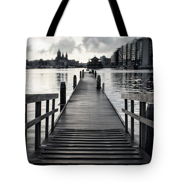 From The Solid Ground... Tote Bag