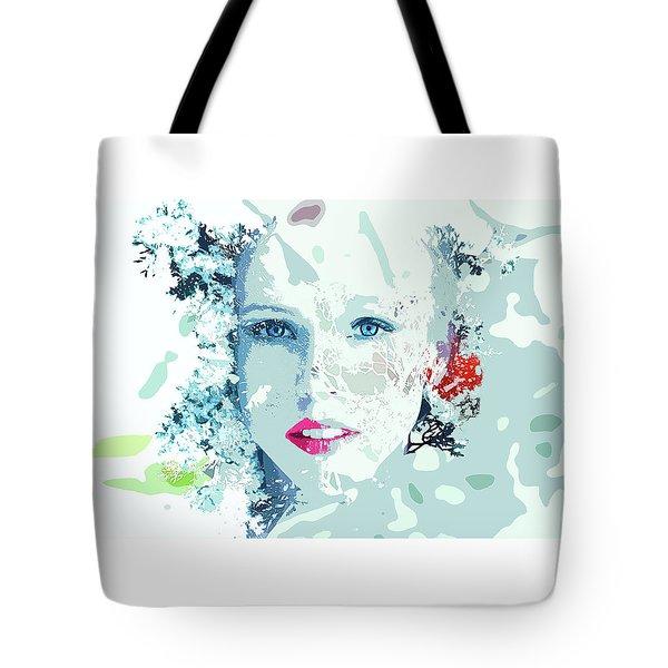 Frozen - Snow Queen Tote Bag